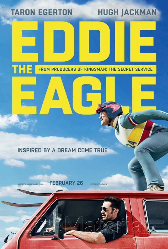 Eddie the Eagle (Film 2016) - Vulturul Eddie