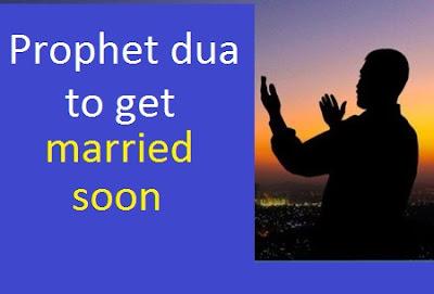 dua prayer to get married soon
