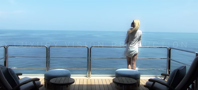 Oceanco mega yacht 88,50 m NIRVANA for sale - Exclusive official video