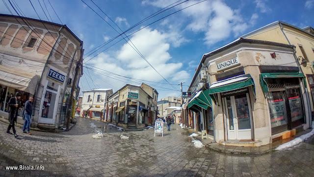 Old Bazaar - Bitola - Macedonia