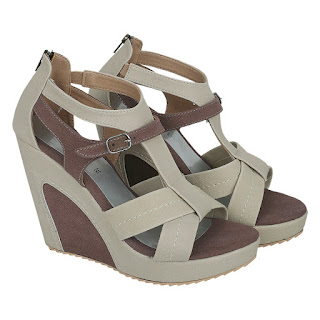 Sandal Wedges Catenzo KM 042