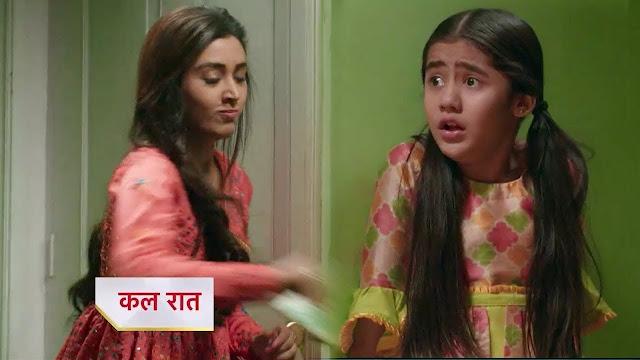 Will Kulfi exposes Nimrat kicking her out of Sikander's life in Kulfi Kumar Bajewala ?