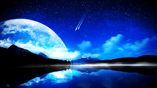 Complete-Round-Moon-hd-wallpaper