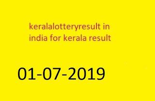 kerala lottery karunya plus today result 2019