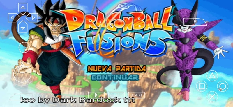 Dragon Ball Fusions PPSSPP ISO Download