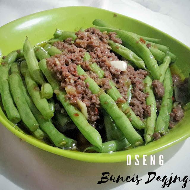 oseng buncis 5 resep olahan daging giling