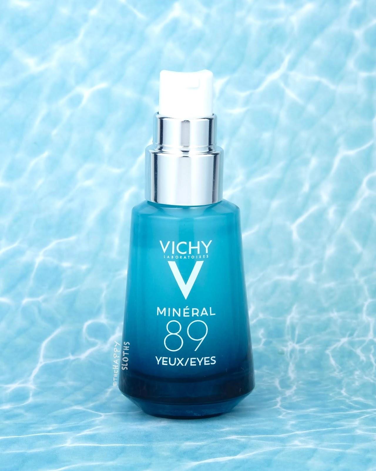 Vichy | Minéral 89 Eyes: Review