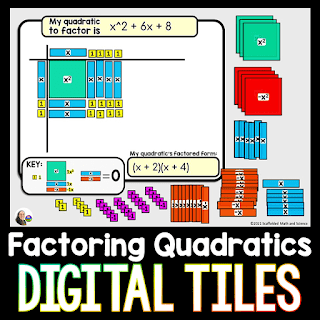 digital algebra tiles