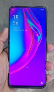 Touchscreen Oppo tidak bisa disentuh
