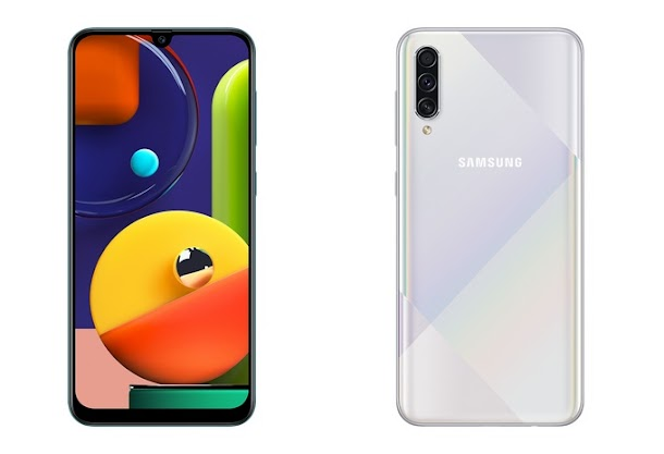Samsung Luncurkan Galaxy A50s di Indonesia, Inilah Spesifikasi dan Harganya
