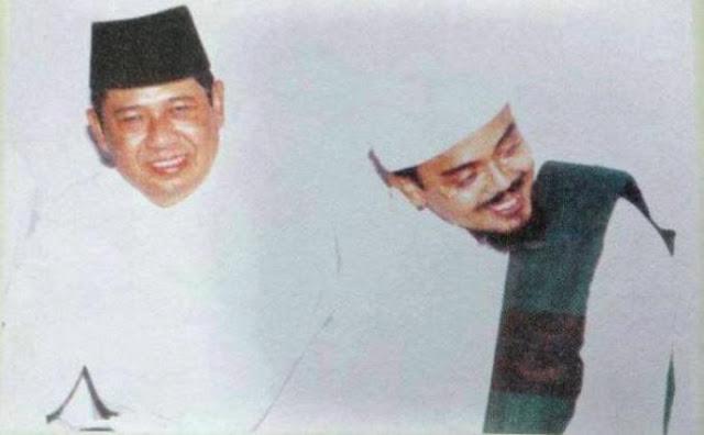 Pernah Dipenjara di Rezim SBY, HRS Tak Dendam dan Tetap Ingin Gandeng Demokrat
