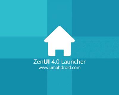 Launcher Asus Apk Terbaru