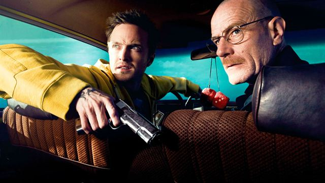 The filming of the Breaking Bad movie is over