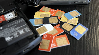 How to retrieve damaged, stolen or lost sim cards