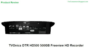 500GB Freeview HD Recorder