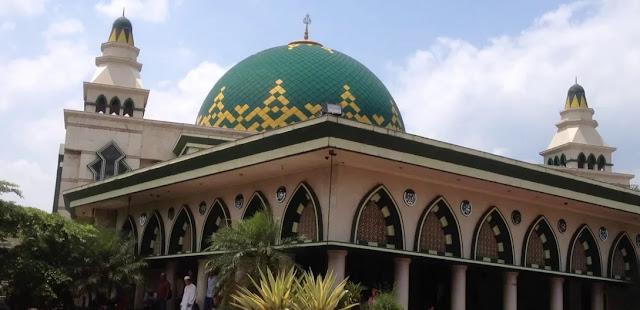 Gambar Masjid Agung Ciamis