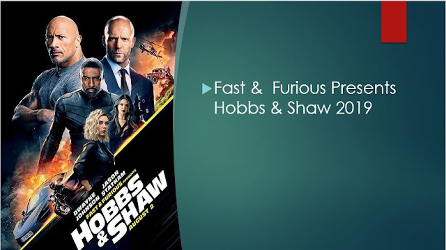 Learn/Practice English with MOVIES (Lesson #4) Title: Fast &Furious Presents Hobbs & Shaw