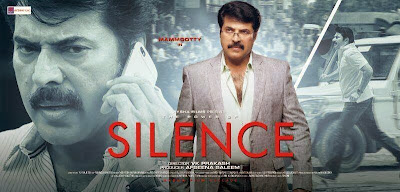 Malayalam movie 'Silence' released