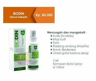 biodin spray