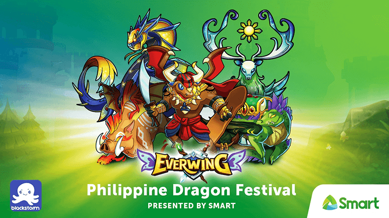 Smart Presents EverWing's Philippine Dragon Festival