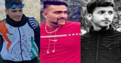 हिमाचल: अज्ञात वाहन ने बाइक सवार तीन पुलिस जवानों को कुचला, तीनों की दर्दनाक मौत