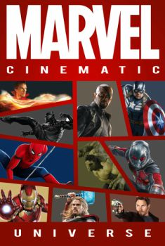 Universo Cinematográfico Marvel Torrent - BluRay 720p/1080p Dual Áudio