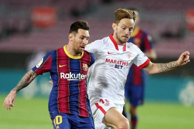 Messi-Rakitic-Barca