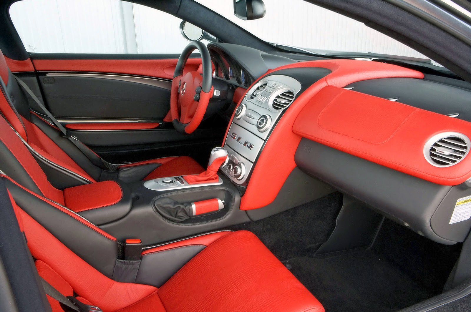 Best car custom interior design