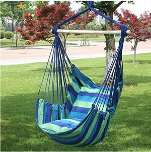 Hammock Chair Hanging Swing Chair