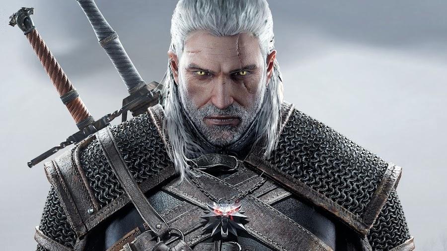 Trailer Geralt de Rivia