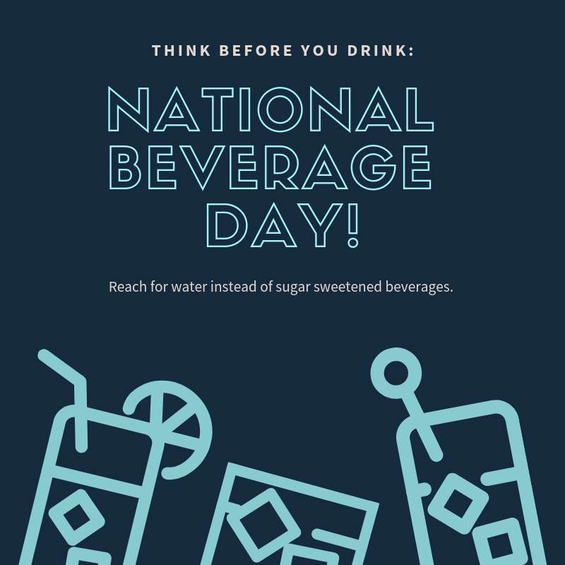 National Beverage Day Wishes Awesome Picture