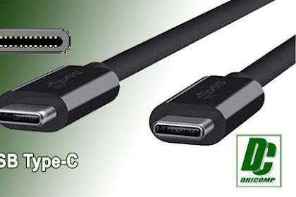 Mengenal USB Type-C