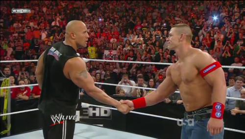 The Rock vs  John Cena and WrestleMania Mid Car Marvels