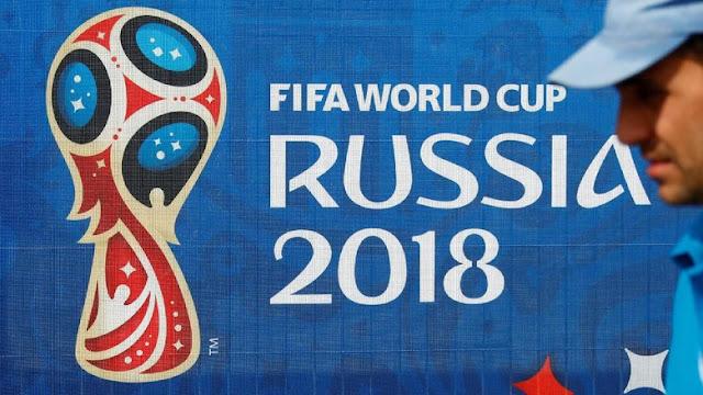 Jadwal Perempatfinal Piala Dunia 2018