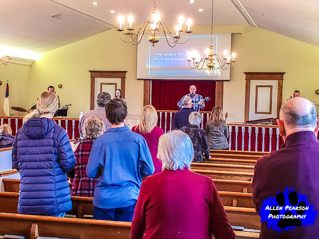 Oak Dale Baptist Church - Allen Pearson Photography