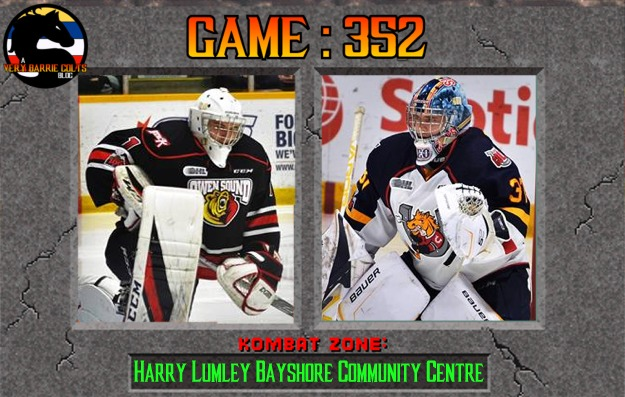Game Preview: Barrie Colts vs Owen Sound Attack. #OHL