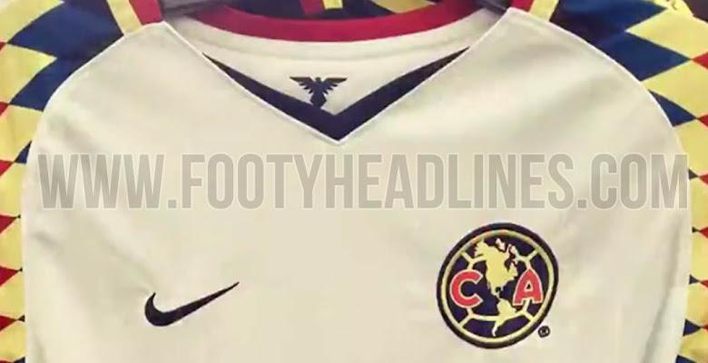 649ab7612 Nike Club América 17-18 Away Kit Leaked
