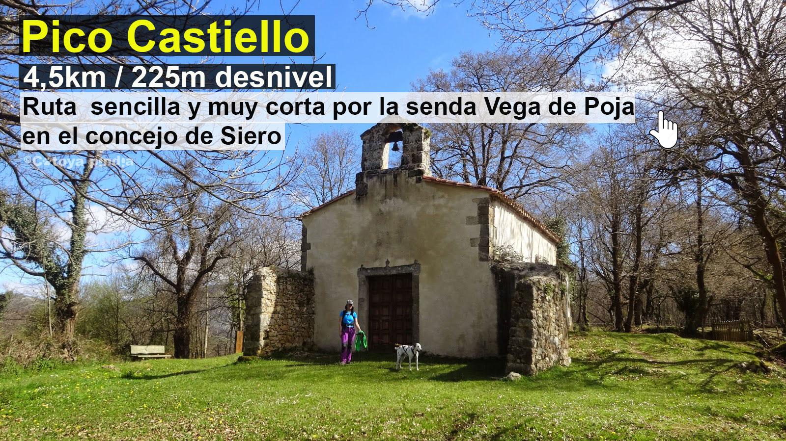 Ruta al Pico Castiello