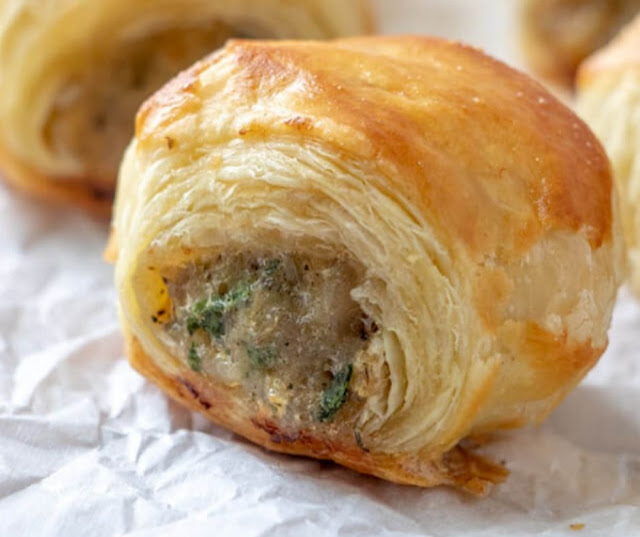 Sausage Rolls Recipes