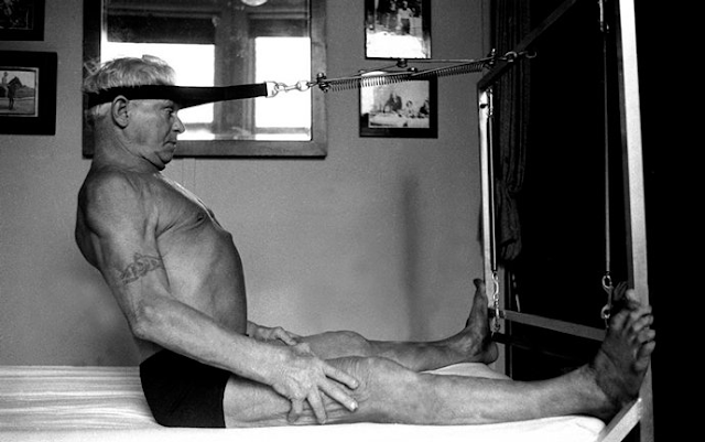 História do Pilates