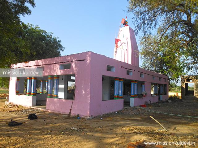 Khalkali/ Khalkay / Khalkai Mata temple Lahri ka Bas Dausa