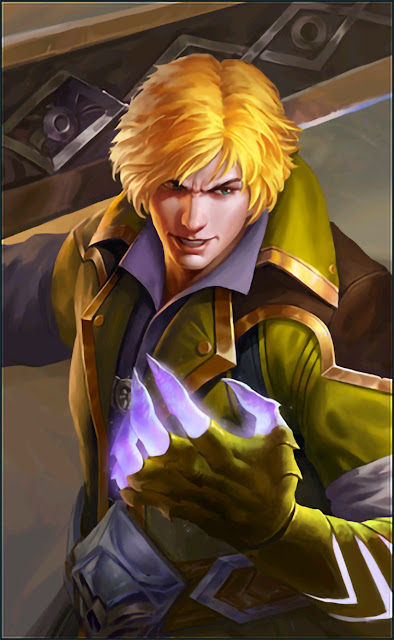 Gambar Wallpaper Hero Mobile Legends Alucard