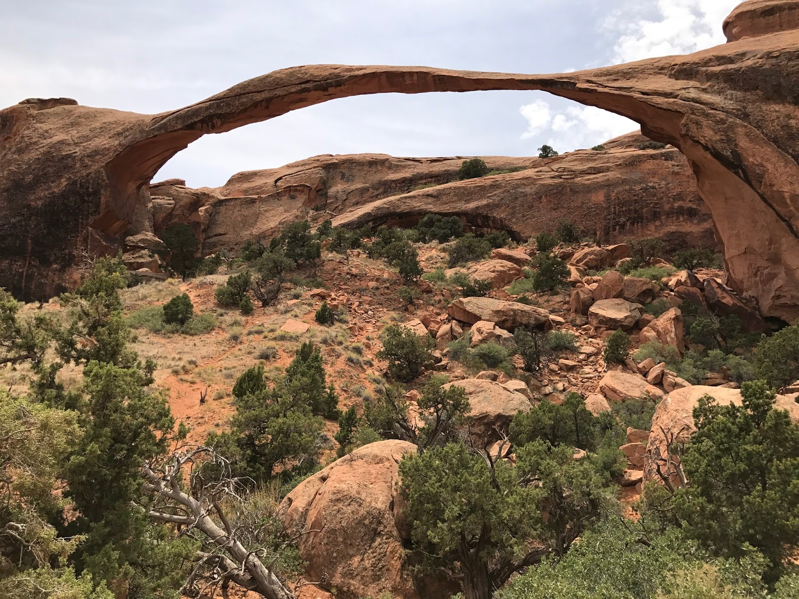 1000 Hikes in 1000 Days Arches National Park Delicate Arch