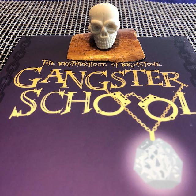 books set in fantasy boarding schools