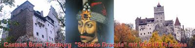 """Schloss, Castelul Bran (Törzburg) """"Schloss Dracula"""""""