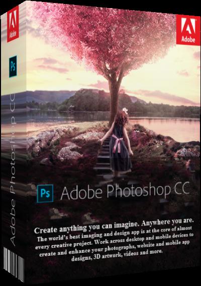 Adobe Photoshop CC 2017 18.0