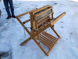 The Sheepcote: Baby Wolf Loom for sale