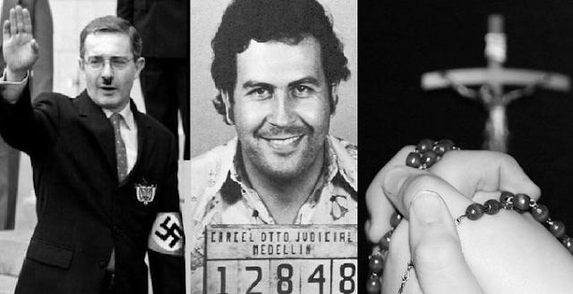 Fascismo, Narcotráfico y Fe
