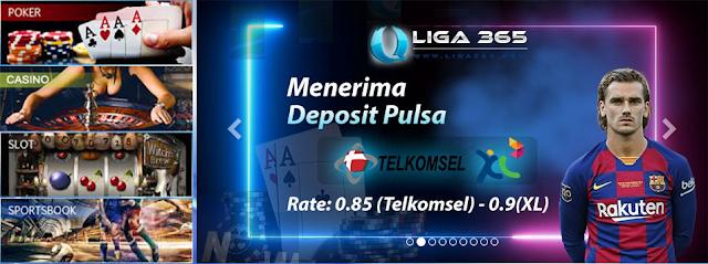 Liga365 Agen bola Online Terpercaya Di Android