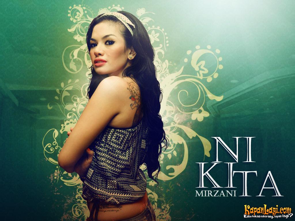 Nikita Mirzani Facebook